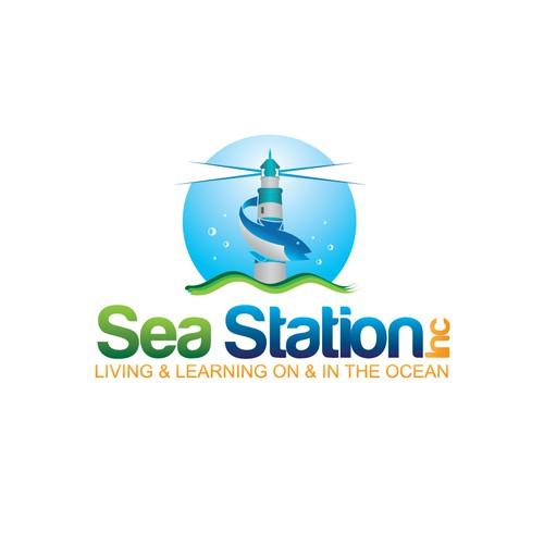 Sea Station Inc needs a logo