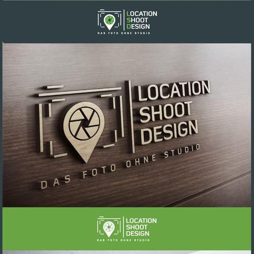 Logo for onlocation-Photography: Location-Shoot-Design.com