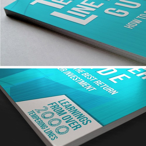 Design an eBook cover and text page illustration