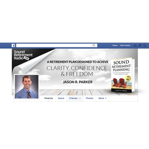 Sound Retirement Planning Facebook cover