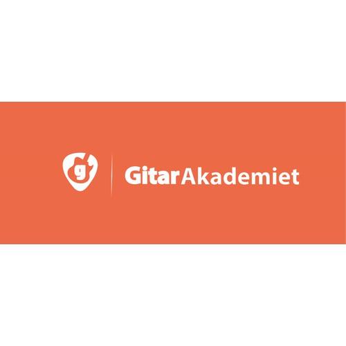 Create a winning logo design for GitarAkademiet