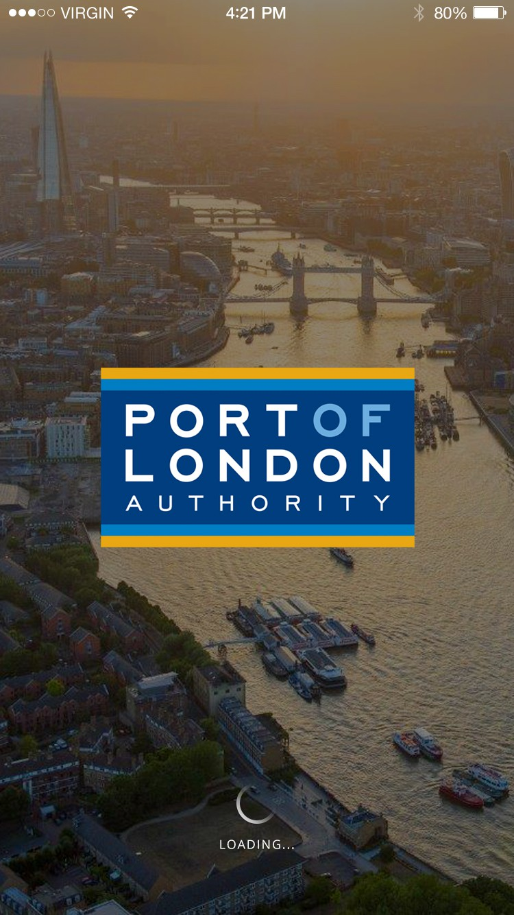 App required for River Thames users for major London company