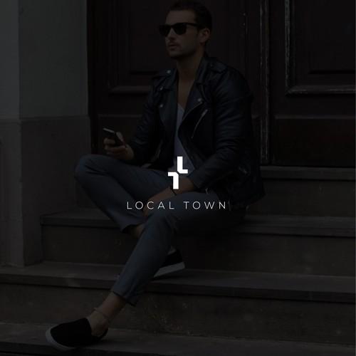 local town logo