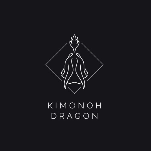Logo Concept for Kimonoh Dragon