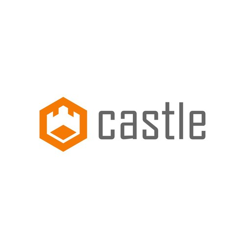 Create a logo for Castle, the app that helps landlords and tenants get along