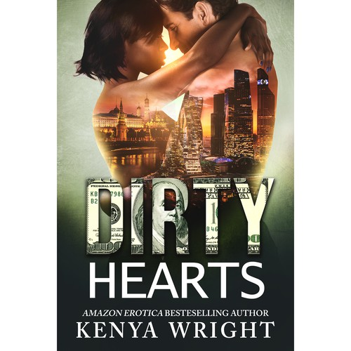 'Dirty Hearts' book cover