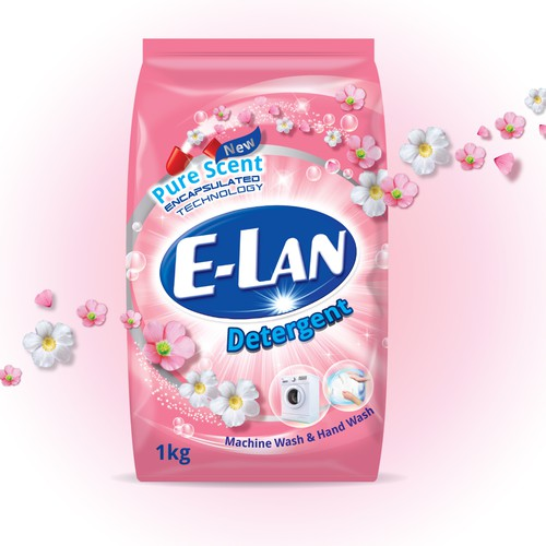 E-lan Detergent
