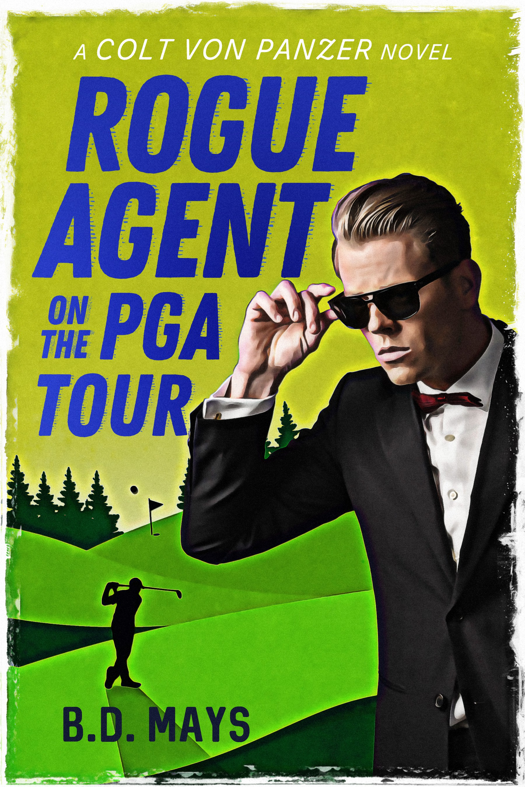 Rogue Agent on the PGA Tour