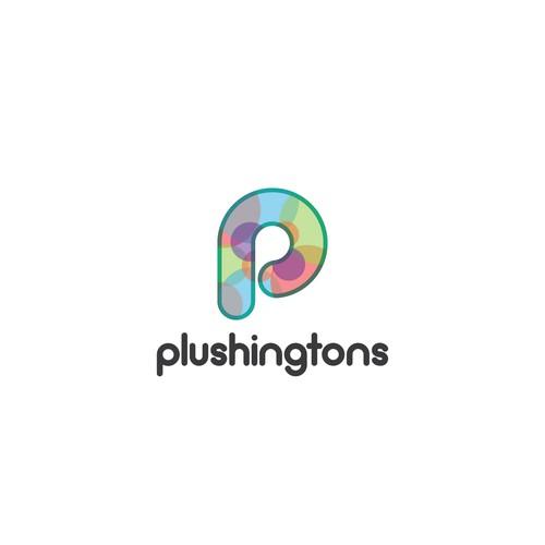 Design a new logo for a plush animal toys company
