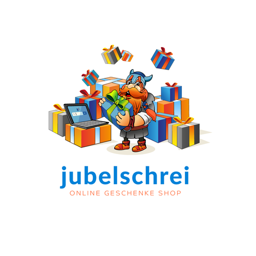 The illustration for online shop