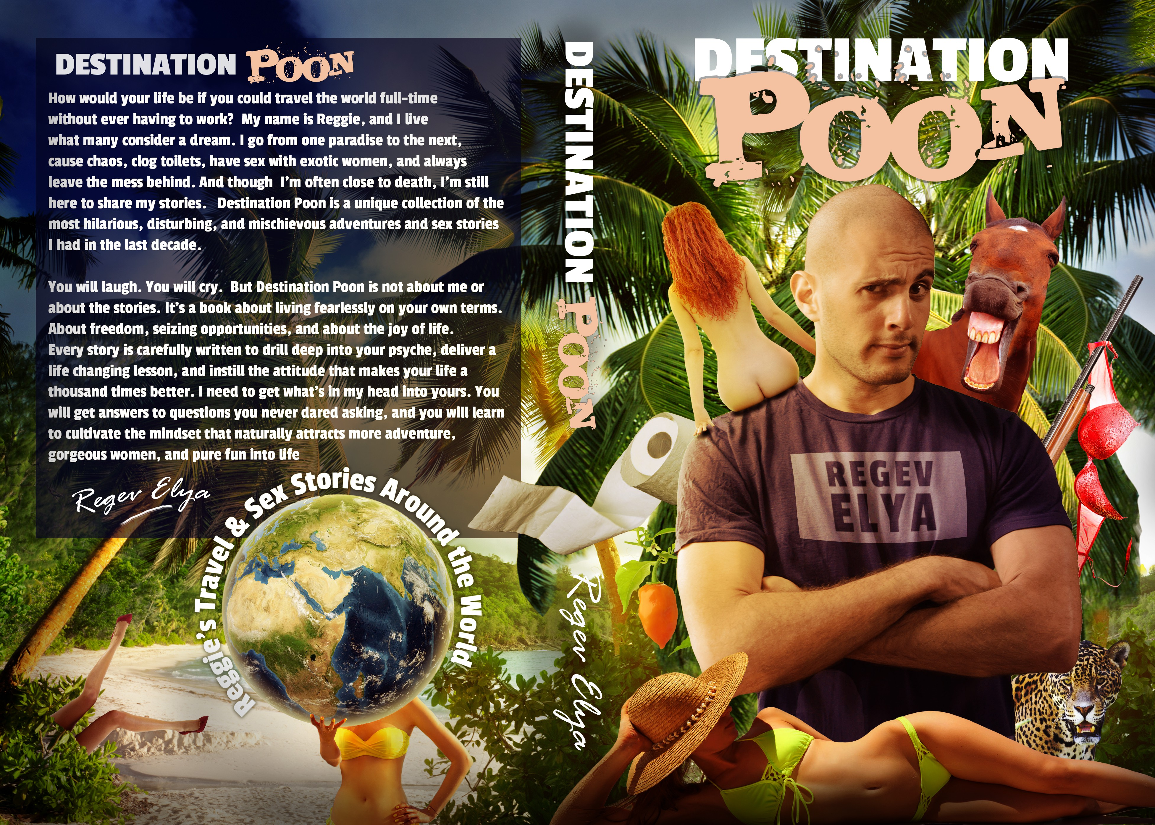 Get Fame & Glory by becoming Destination Poon's designer