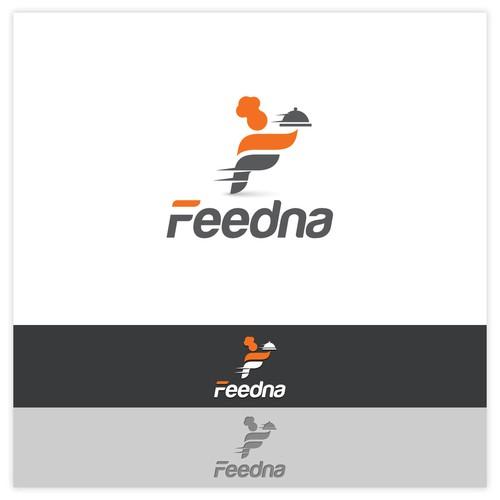 Logo Concept for Feedna
