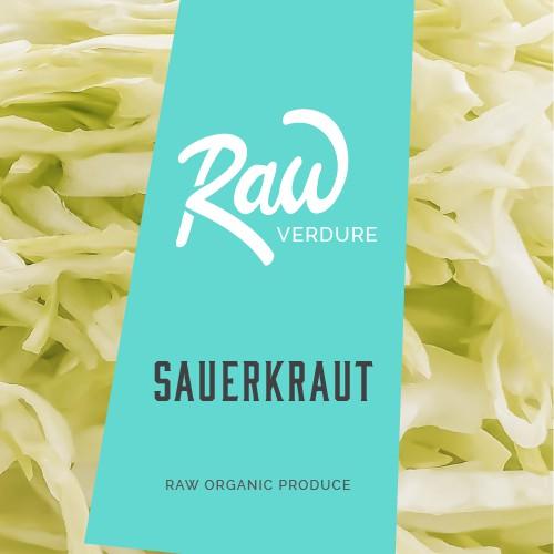 Raw verdure logo