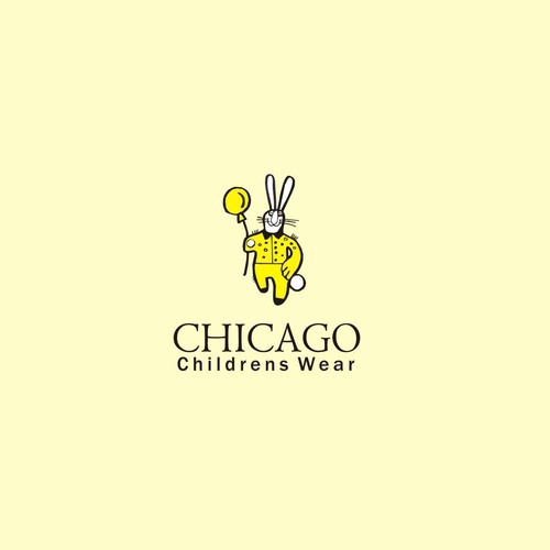 Help Chicago Childrens Wear with a new logo