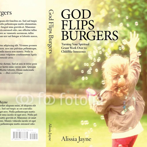 Book cover: Turn your spiritual work over to childlike innocence