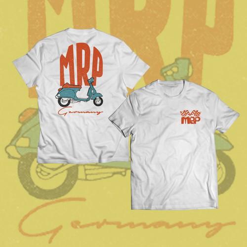 MRP T shirt contest