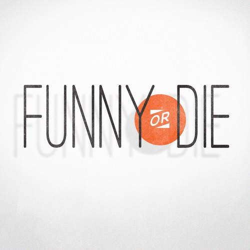 Logo concept for Funny or Die!!!