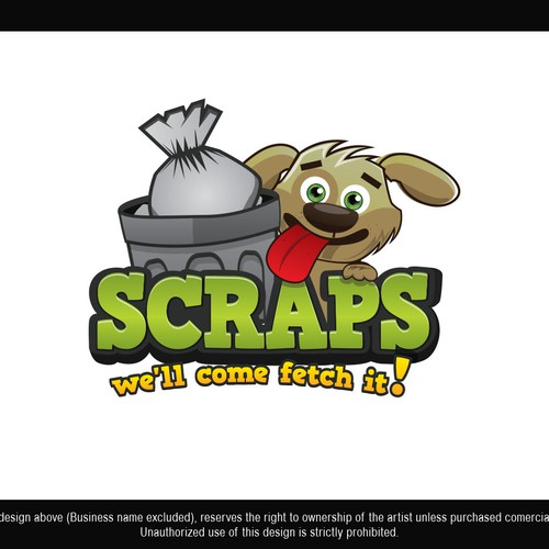 Logo fro SCRAPS