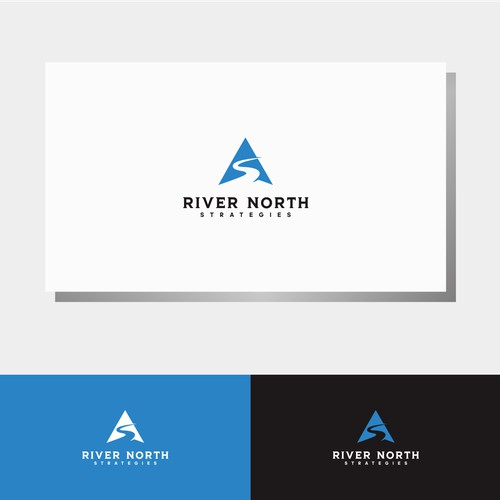 Logo River Arrow