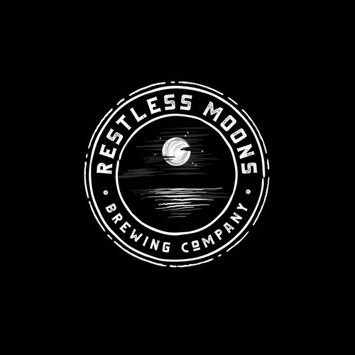 Logo for Restless Moons Brewing Company