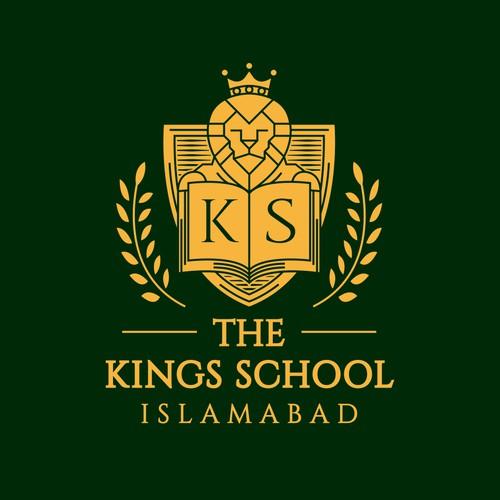 Lion Crest School Logo
