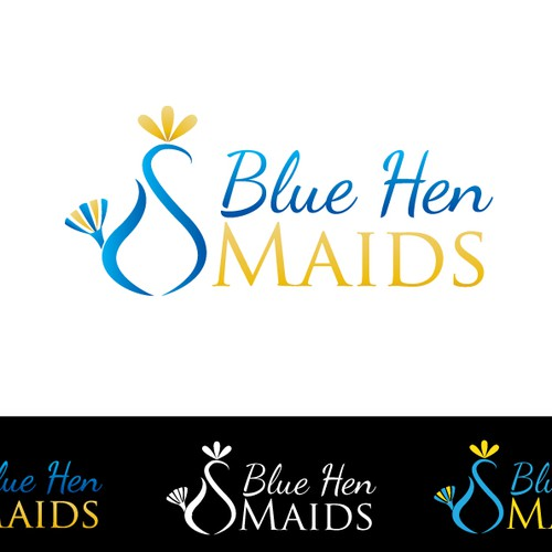 Blue Hen Maids needs you! Create a logo for the tech-savy Blue Hen Maids Cleaning Service.