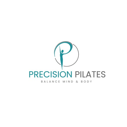 Unique logo for a Pilates Studio