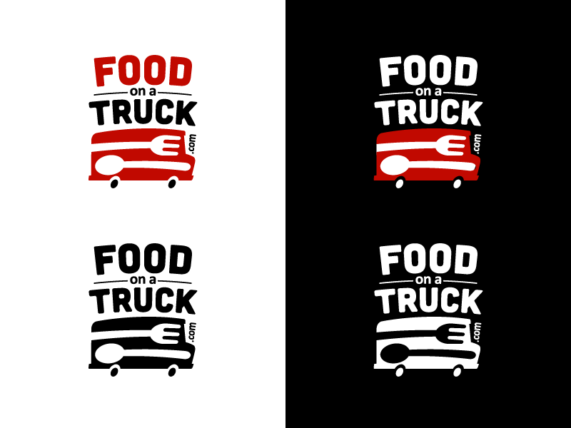 """Create the logo for """"Food On A Truck""""!!!!"""