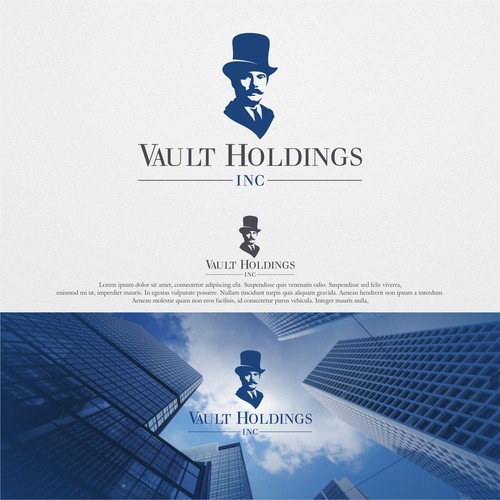 Financial holding logo