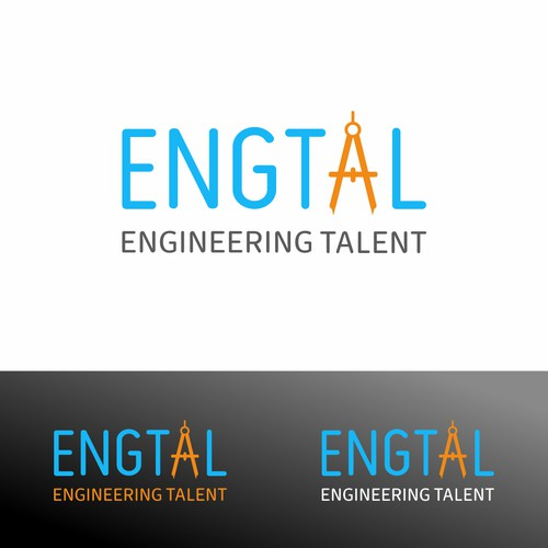 logo concept for an Engineering Recruitment Firm