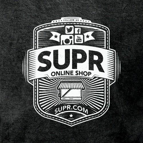 SUPR SHIRT DESIGN