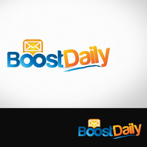 Create the next logo for Boost Daily