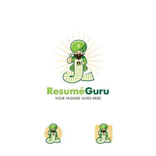 Logo Design for a Resumé Specialist