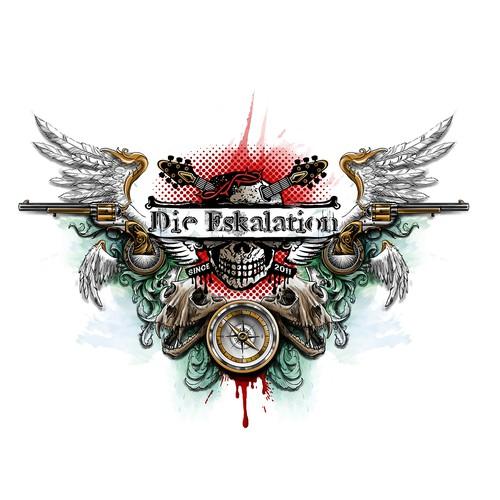 Tattoo band logo