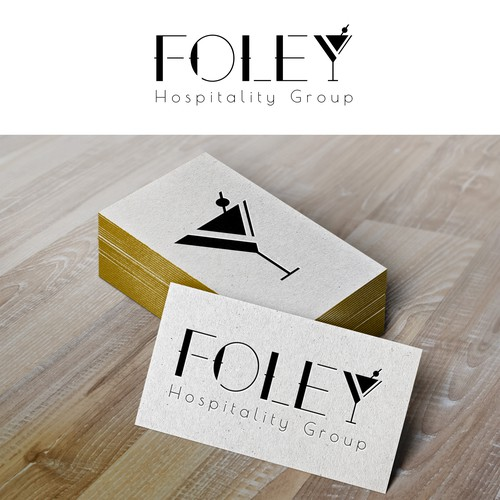 Logo design for Fine Dining Restaurant Consultant