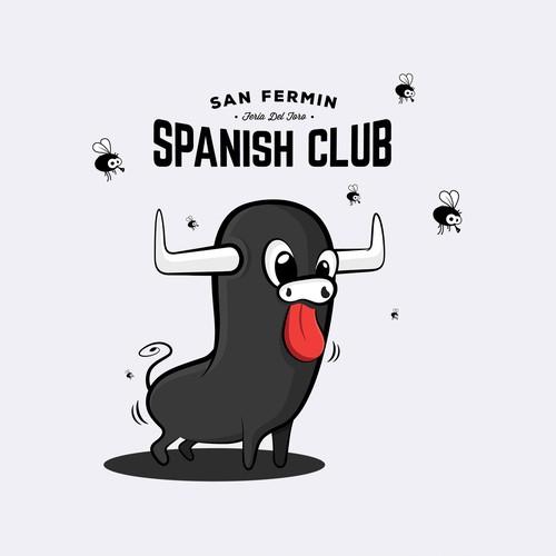 Spanish Club - T-Shirts Design