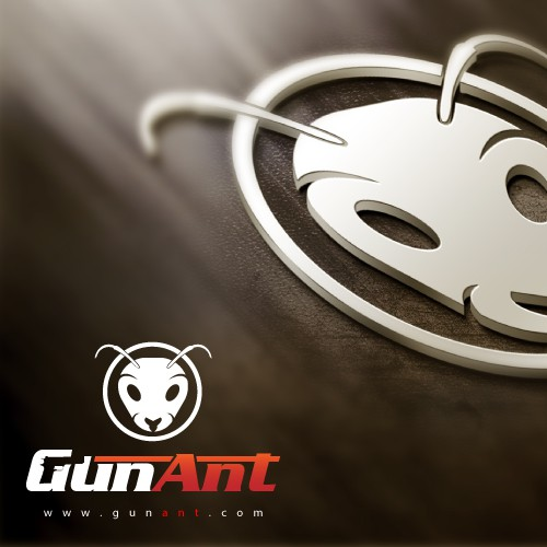 GunAnt Wants a Brand-Building, Creative Logo!