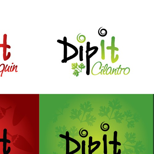 Dip It needs a new logo