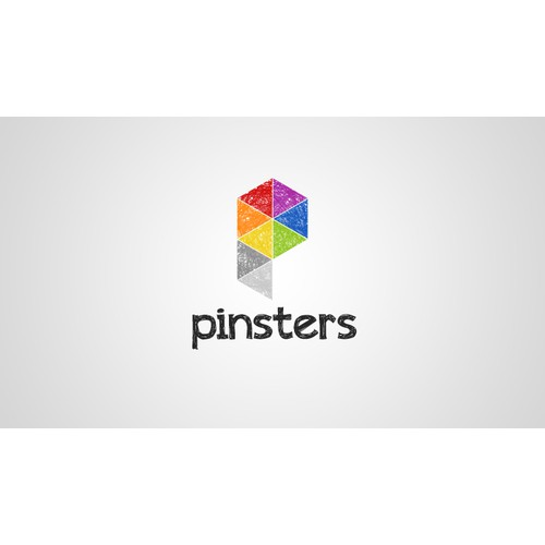 Create the next logo for Pinsters