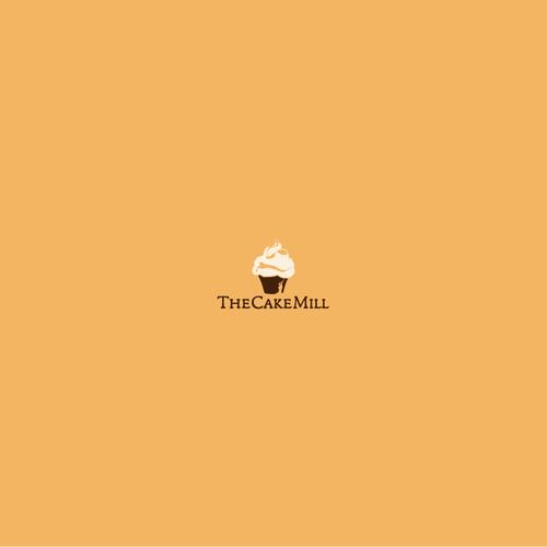 Logo concept for Cake store