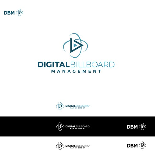 Digital Billboard Management logo