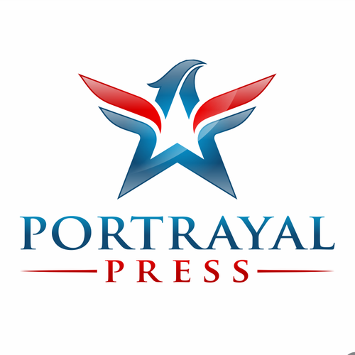 Need a fresh & exciting design for Portrayal Press...