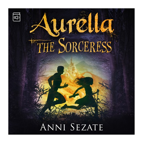Aurella the Sorceress - Audible Cover