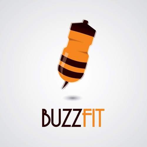 Logo concept for buzzfit