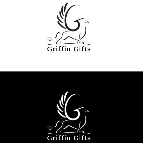 Griffin Gifts Logo Design