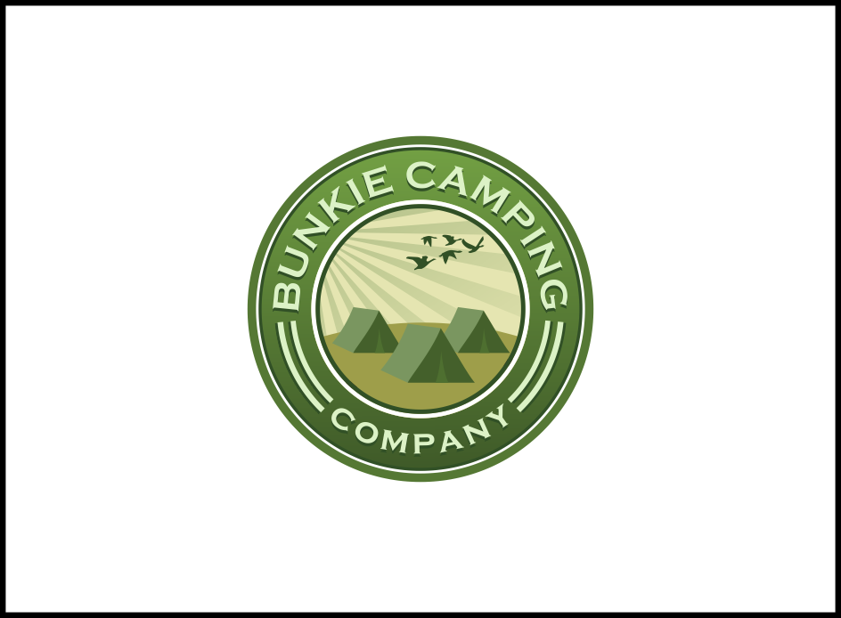 New logo wanted for Bunkie Camping Company