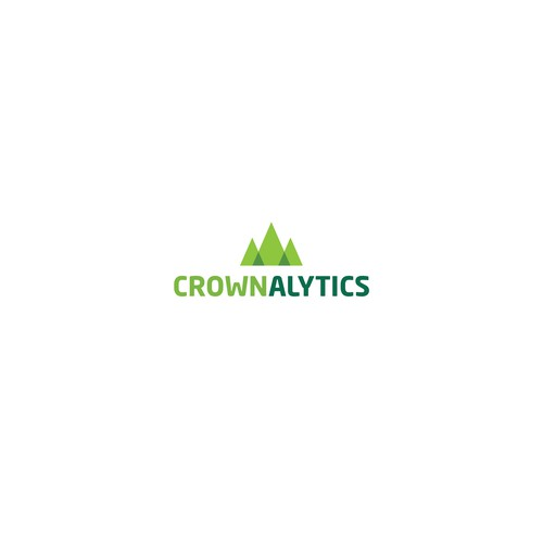 logo design for CROWNALYTIC