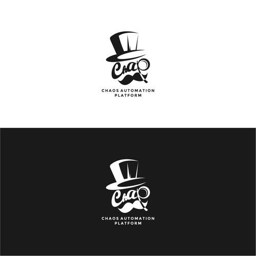 Chaos Automation Platform Logo Concept