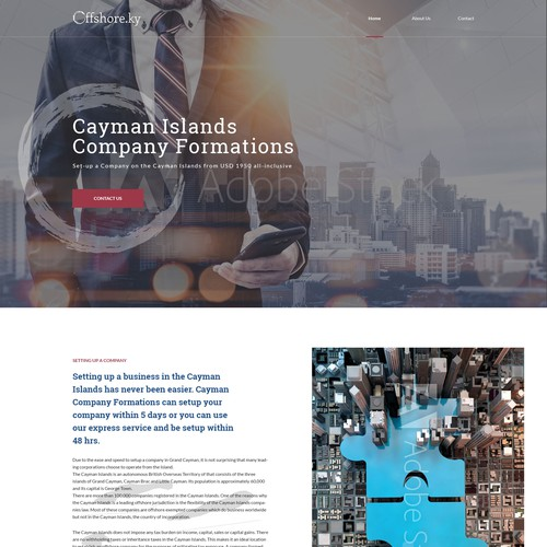 Cayman Islands Business Company