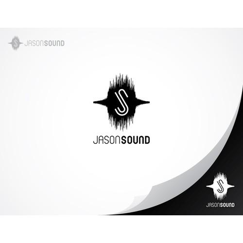 Create a simple, memorable logo for an established sound designer